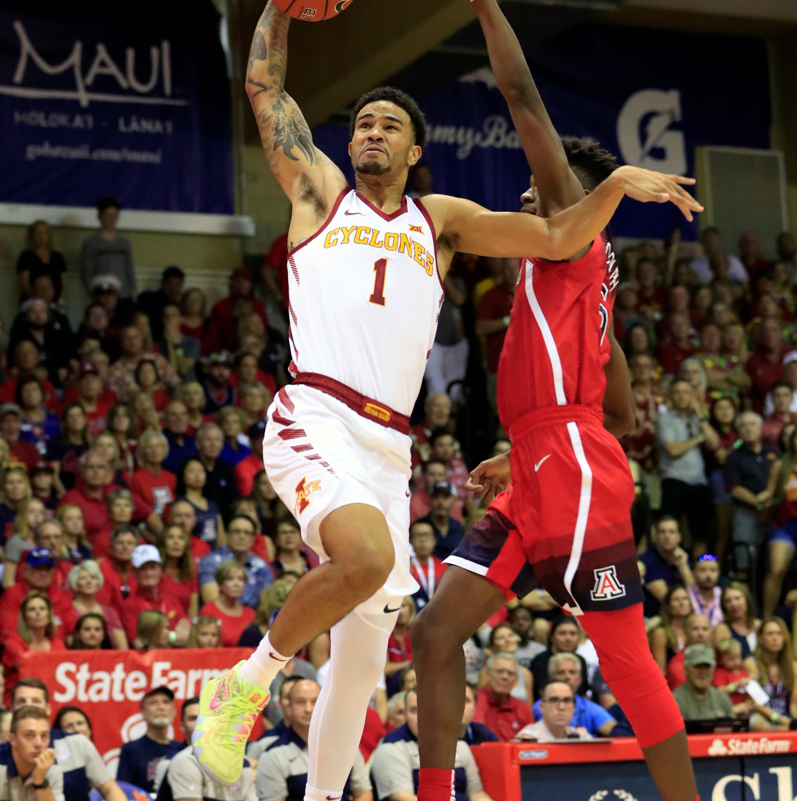 Peterson: Iowa State loses 10-point lead and first-round game in Maui tourney