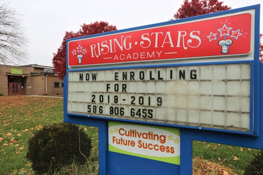 Rising Stars Academy is a post-secondary school in Center Line that teaches special needs students culinary and life skills.