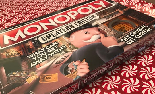 The Monopoly Cheaters Edition was created by Hasbro to play up that many people already cheat at Monopoly anyway.