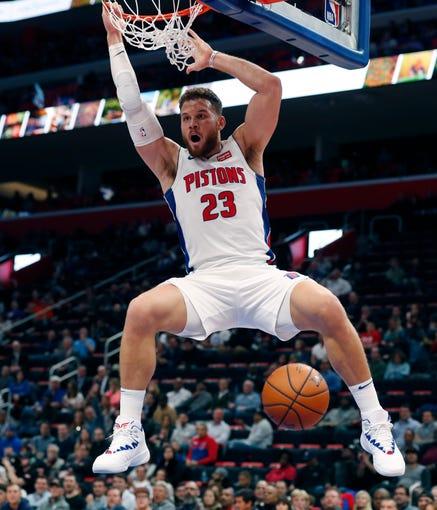 Detroit Pistons 113, Cleveland Cavaliers 102 Photos