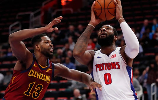 Tristan Thompson Andre Drummond
