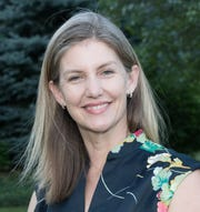 Kate Madigan, an energy and climate policy specialist for the Michigan Environmental Council. She is also the director of the Michigan Climate Action Network.