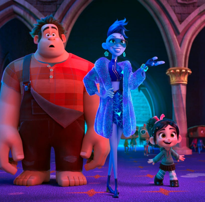 'Ralph Breaks the Internet' plays it too safe