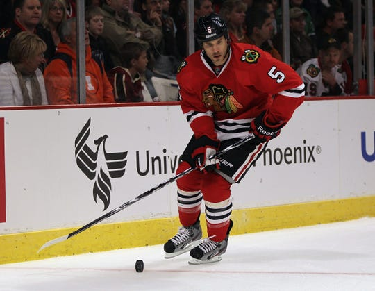 Steve Montador, who played from 2000-15, died at age 35.