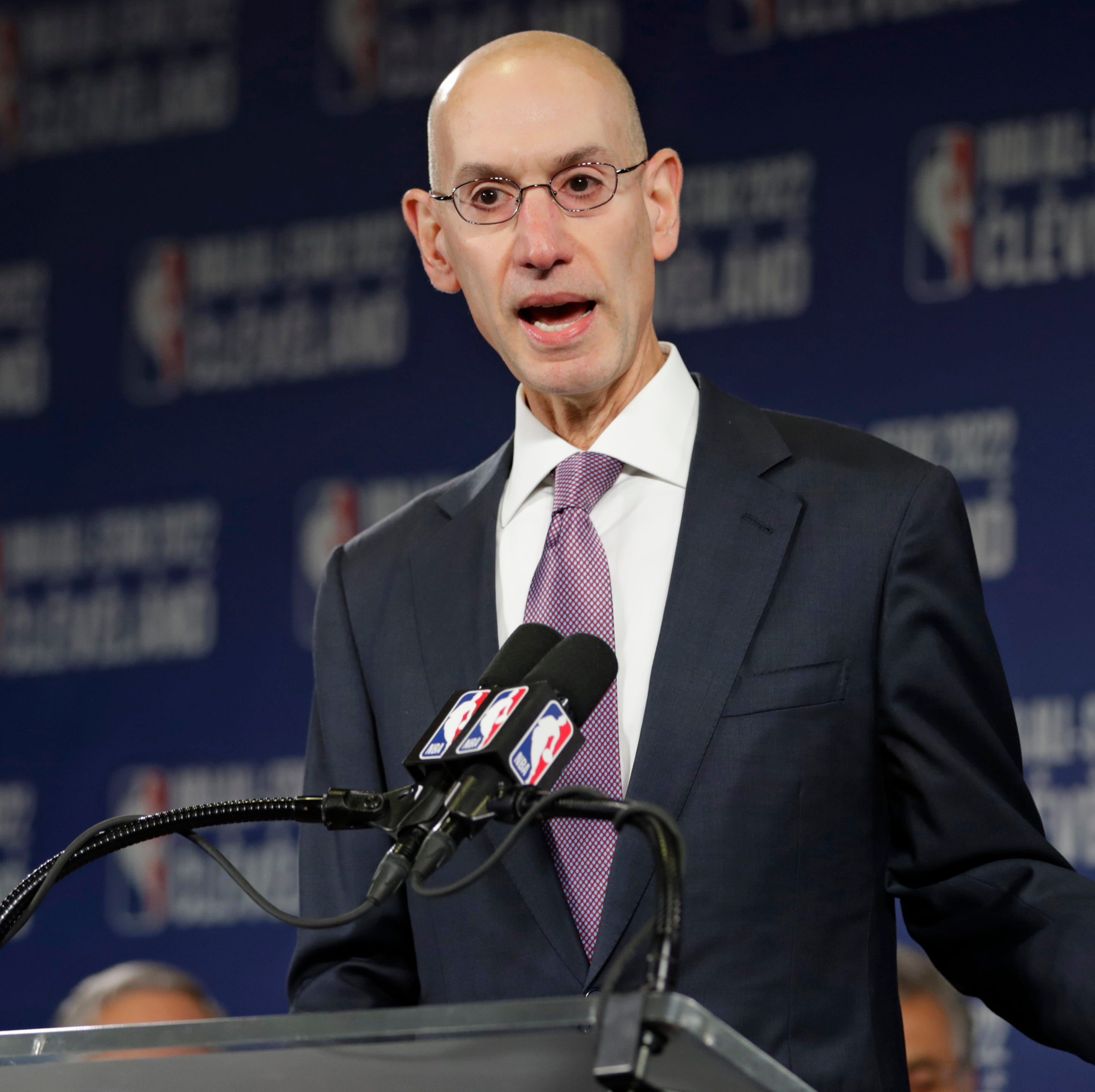 Commissioner Silver talking with Pistons about bringing NBA All-Star Game to Detroit