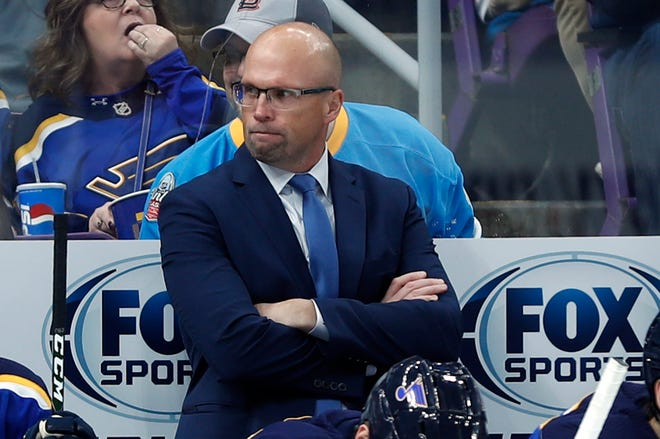 Early Tuesday, Blues general manager Doug Armstrong announced that the team has fired Mike Yeo and named Craig Berube as his interim replacement.