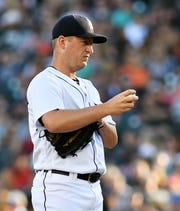 The Tigers will no longer have to contend with pitcher Jordan Zimmermann's hefty contract in the 2021 season, giving the team some added salary flexibility.