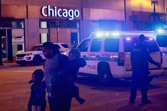 Shooting At Chicago S Mercy Hospital