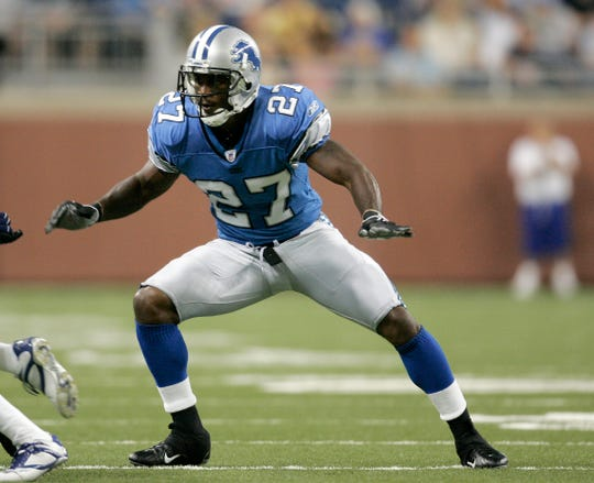Safety Daniel Bullocks, a second-round pick for the Lions in 2006, only played two seasons in Detroit.