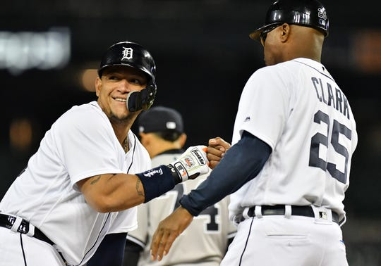 The 2023 season will be the last in which the Tigers will have guaranteed pay for first baseman Miguel Cabrera.