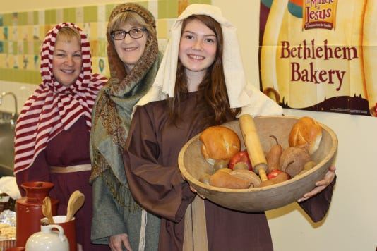 Fon 1126 Faith Lutheran Bakery