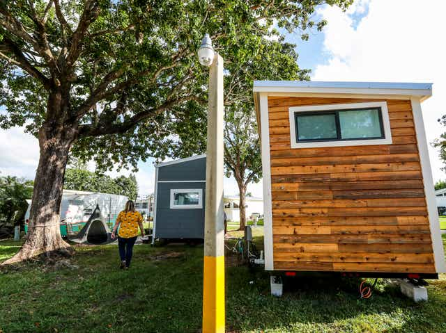 Tiny homes in Southwest Florida: The options are few on oregon micro homes, micro a frame homes, micro tiny house, micro home's interior, portable micro homes, micro camping, best micro homes, safe prefab mini homes, micro homes living small, micro swimming pools, micro pod homes, cheap micro homes, eco-friendly prefab homes, truck trailer homes, micro home kitchens, best prefab homes, micro mini houses, small cottage style modular homes, micro campers, micro home communities,