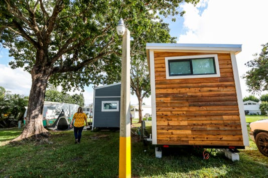 Tiny homes in Southwest Florida: The options are few
