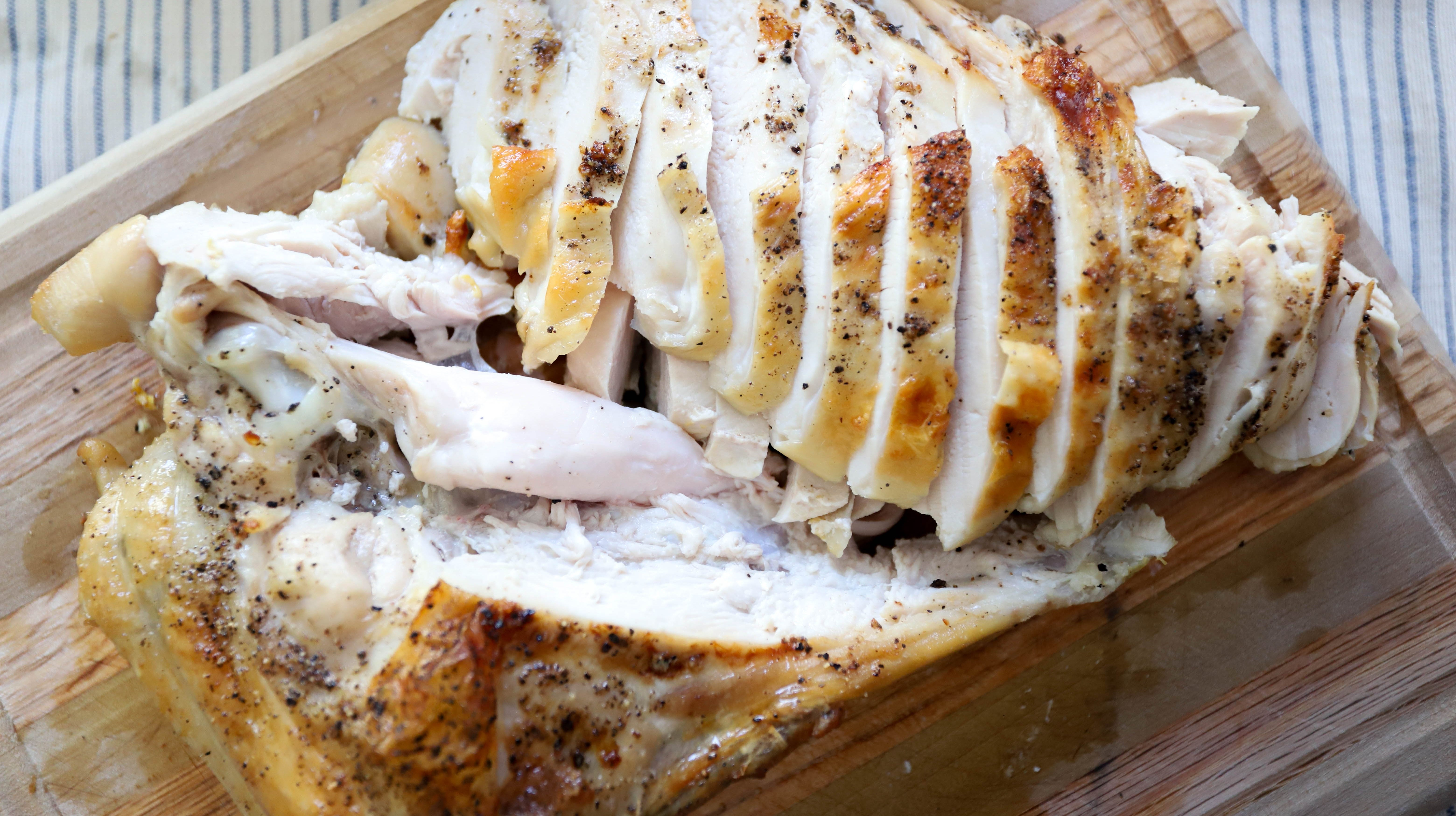 how to cook the perfect turkey breast