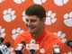 Clemson co-offensive coordinator Jeff Scott