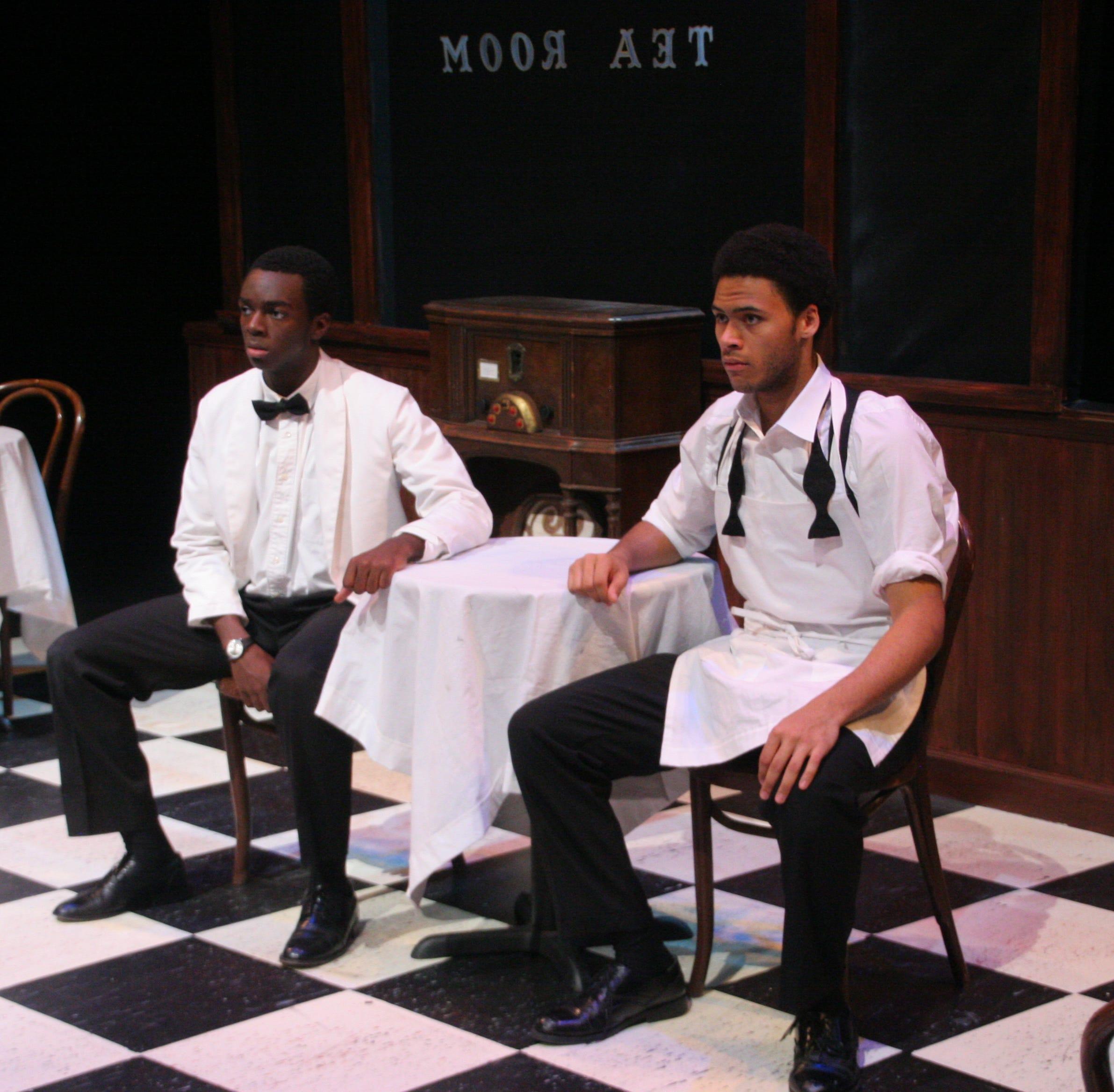 'Hamilton' actor credits Governor's School education for his success