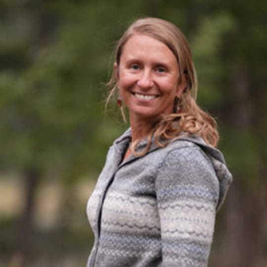 Amy Robinson, conservation director at Montana Wilderness Association