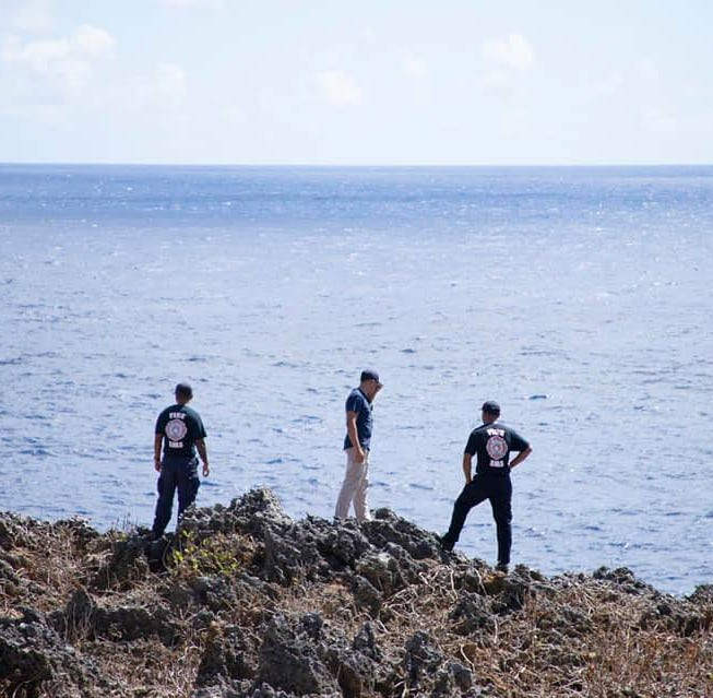 Search for missing diver, John J. Jones, continues in Saipan