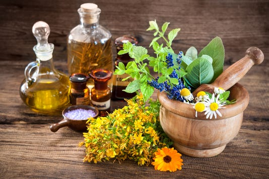Alternative Medicine Herbal Medicine