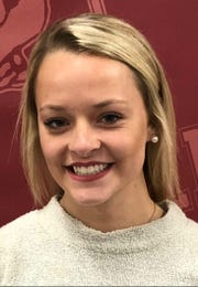 Henderson County senior Carlee Crafton signed to play soccer at Murray State University, becoming the third Lady Colonel player on the Racers' current roster.