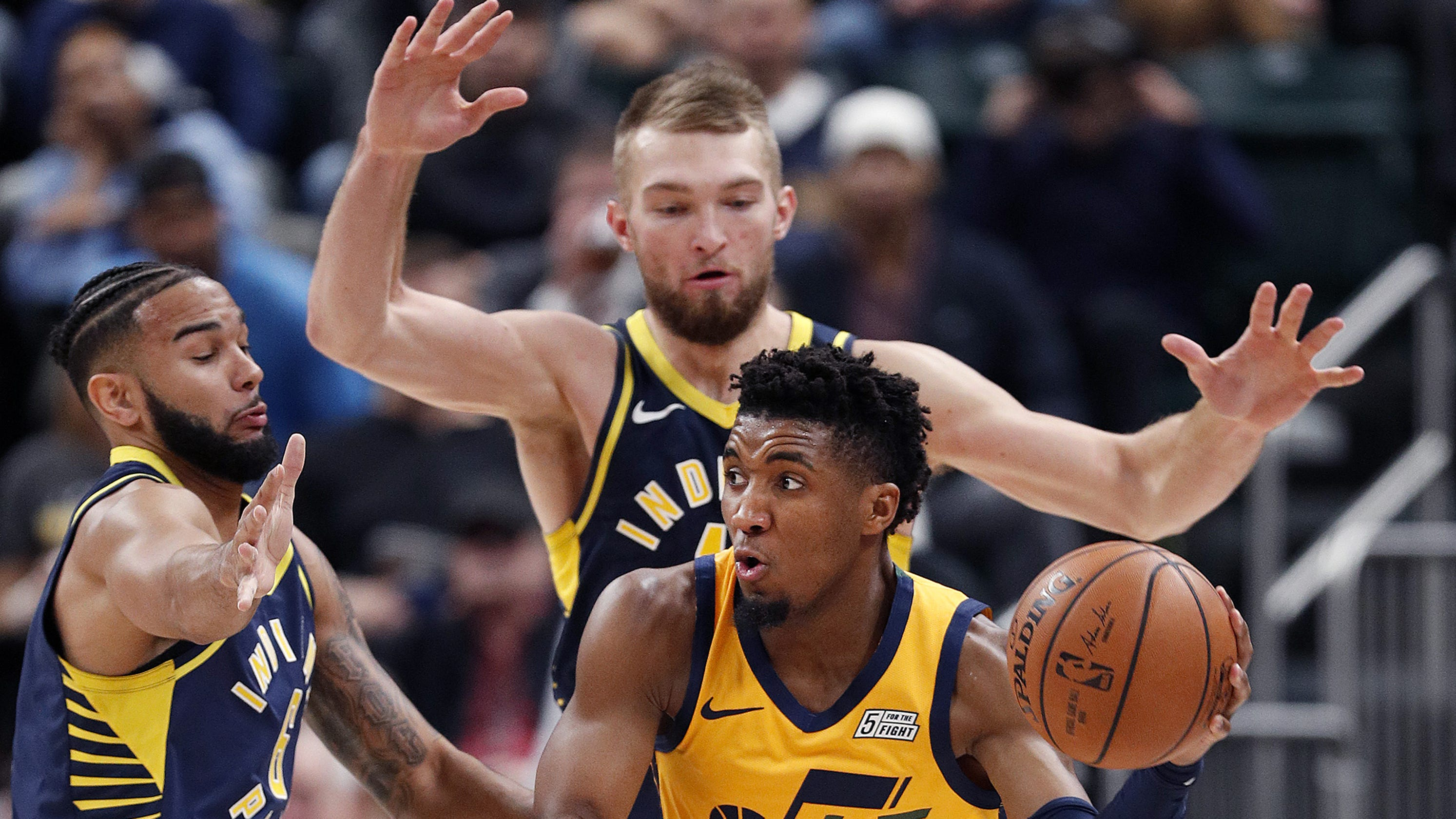 Utah Jazz  Bleacher Report  Latest News, Scores, Stats and S
