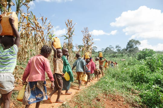 Children are seen carrying jugs after having walked miles, and regularly missing school, to collect water that often is not even safe to drink. Thirst Project is a global nonprofit — founded by an Indy native — working to end the clean water crisis by tapping into the power of youth around the country.
