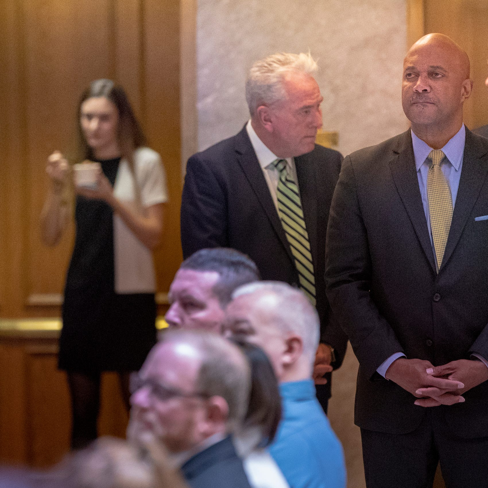 Accuser: Attorney General Curtis Hill's Statehouse meet and greet was 'slap in the face'