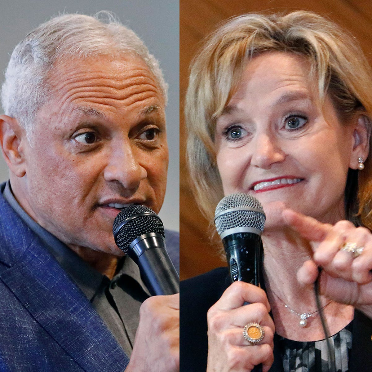 Watch live: Cindy-Hyde Smith, Mike Espy face off in debate before U.S. Senate runoff