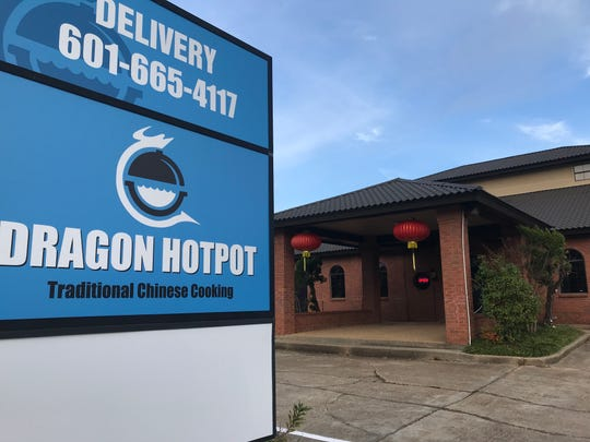 Dragon Hotpot opened in October at 6720 Old Canton Road in Ridgeland.