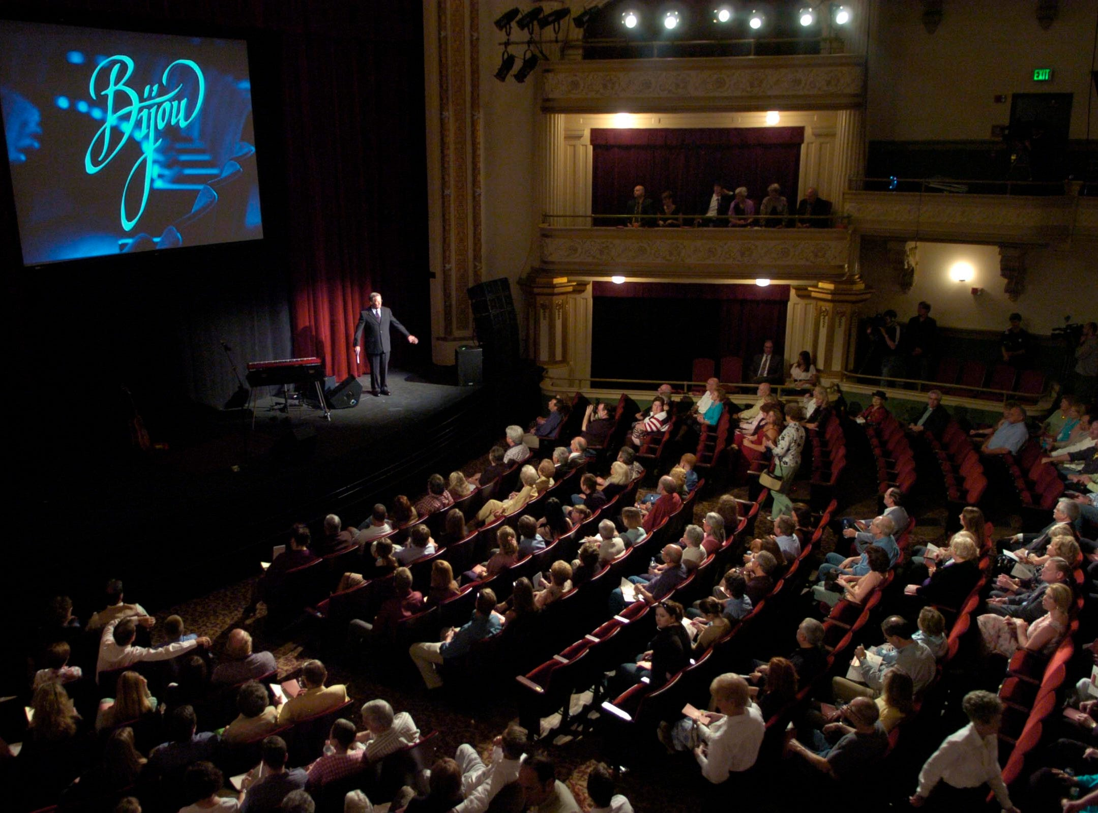 Bijou Theatre Opening Night Celebration. 2006
