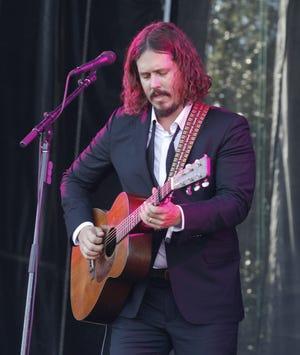 Grammy-winning singer songwriter John Paul White will perform at Vermilionville, 8 p.m. Friday.