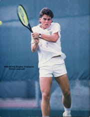 Donni Leaycraft, a New Orleans native who helped lead LSU's tennis team to the NCAA finals in 1988, will be inducted into the Louisiana Tennis Hall of Fame on Nov. 30.