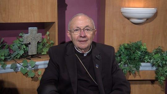 Diocese of Lafayette, LA Bishop Douglas Deshotel