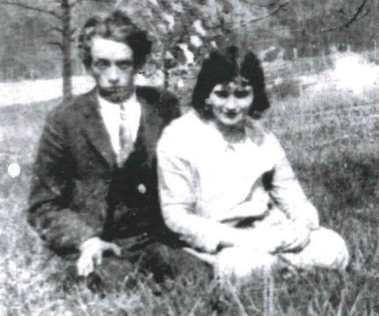 Mary Jane Vangilder and her husband, James, were divorced in 1945.