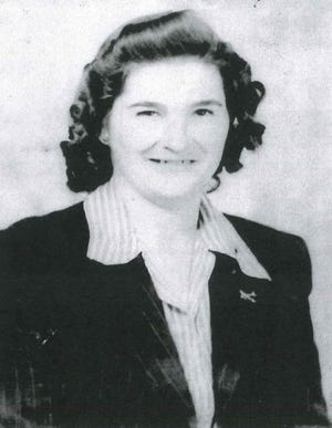 Mary Jane Vangilder, originally from Fairmont, W.Va., went missing from Shelby, Ohio, in 1945.