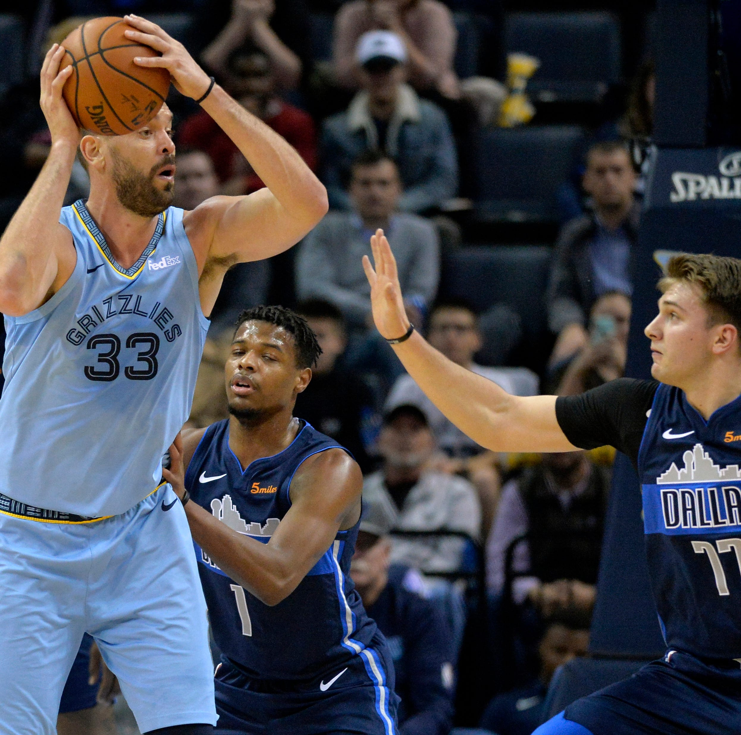 Mike Conley leads Grizzlies past Mavericks to tie for Western Conference lead