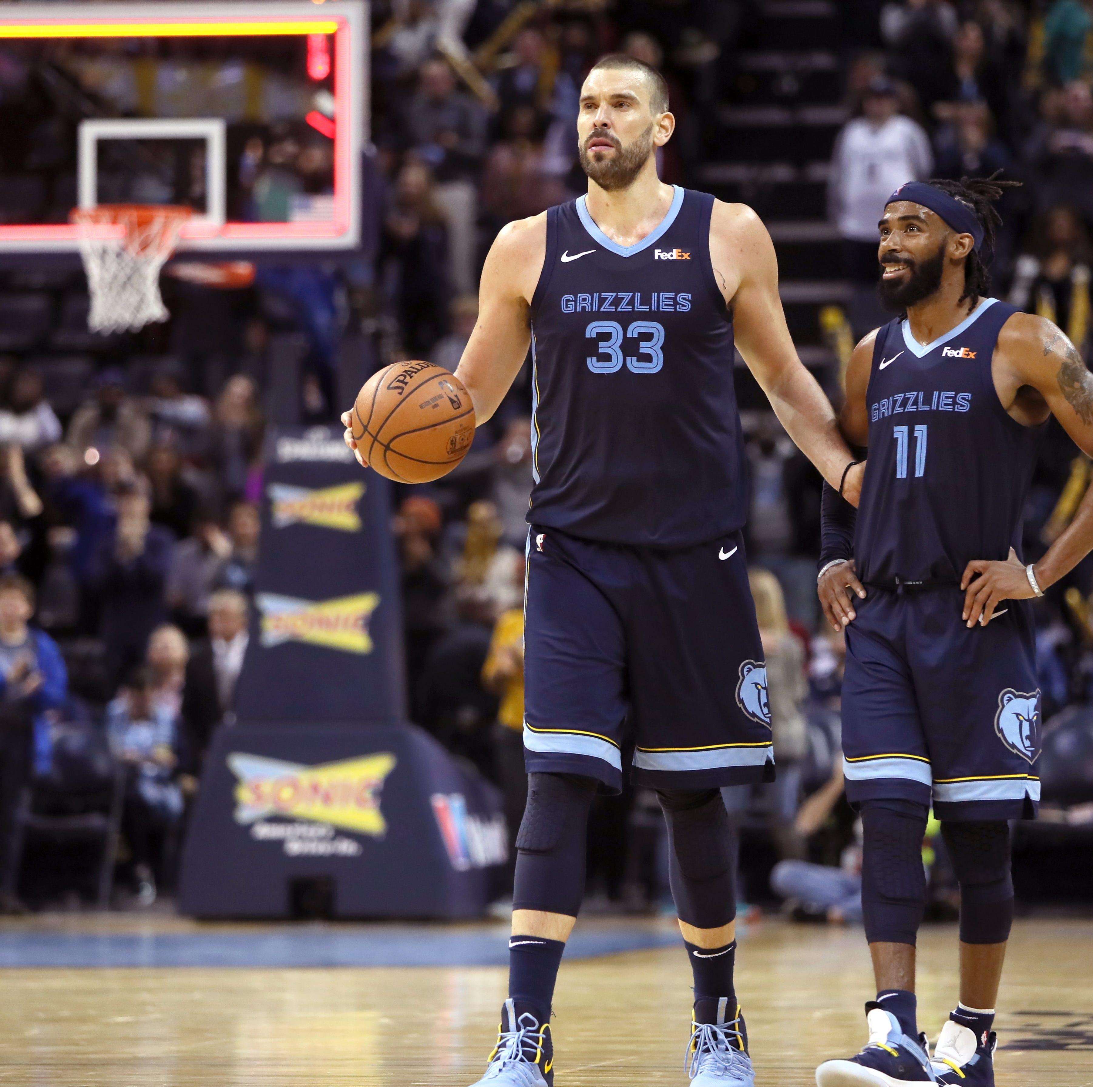 Memphis Grizzlies: Trade scenarios for Mike Conley, Marc Gasol as deadline looms