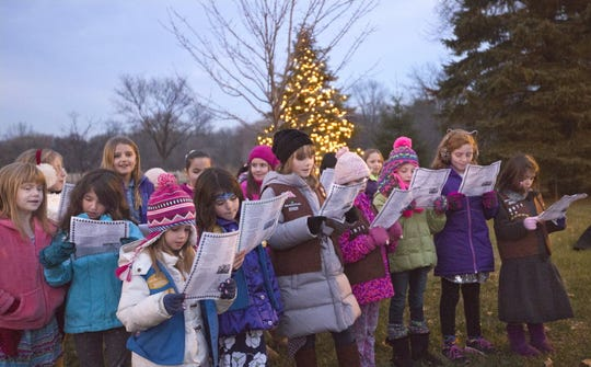 The Friends of the Elm Grove Library are presenting the 24th annual Lights of Love tree lighting and village celebration Dec. 2 at the Elm Grove Public Library.