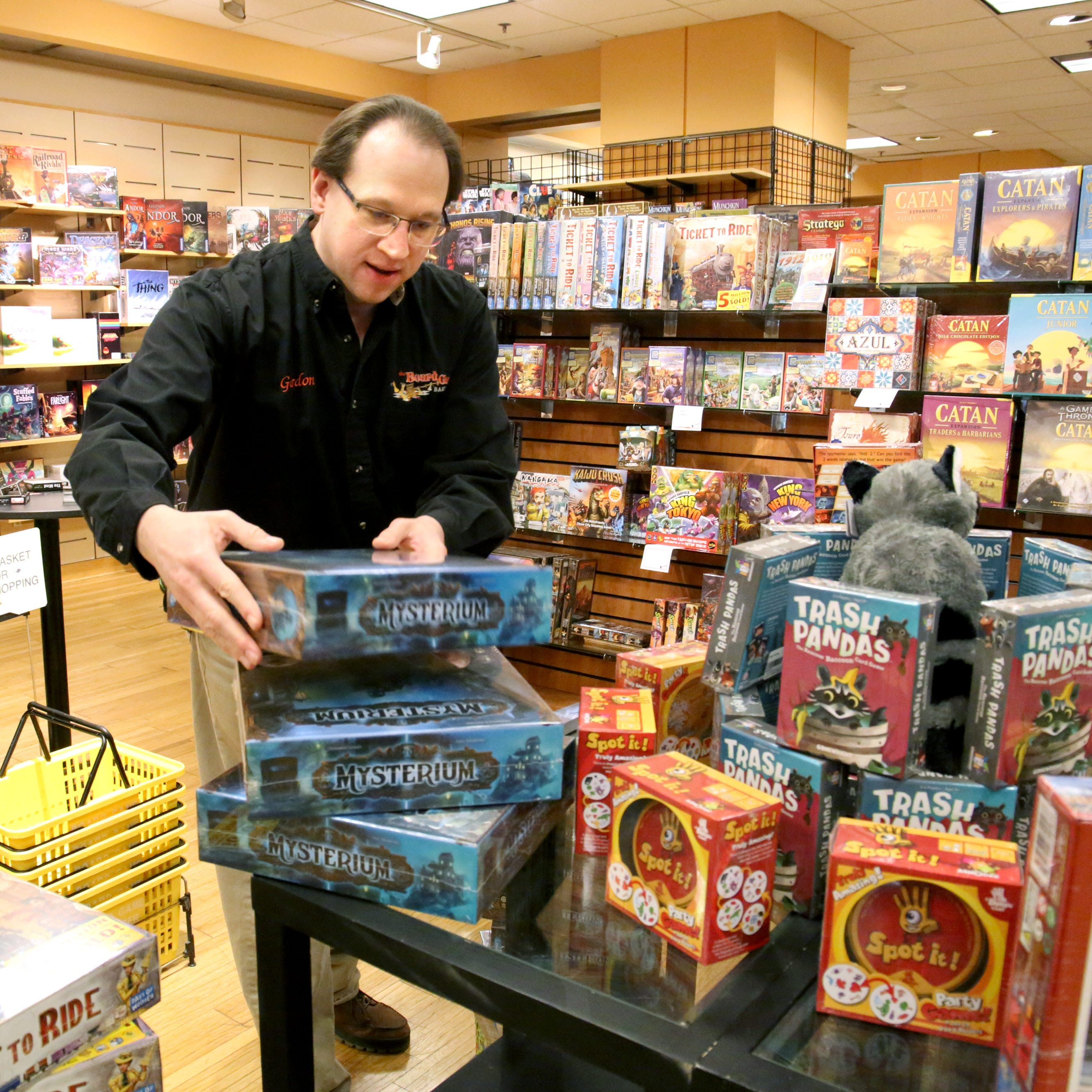 Board Game Barrister will move from Bayshore to strip center on Port Washington Road