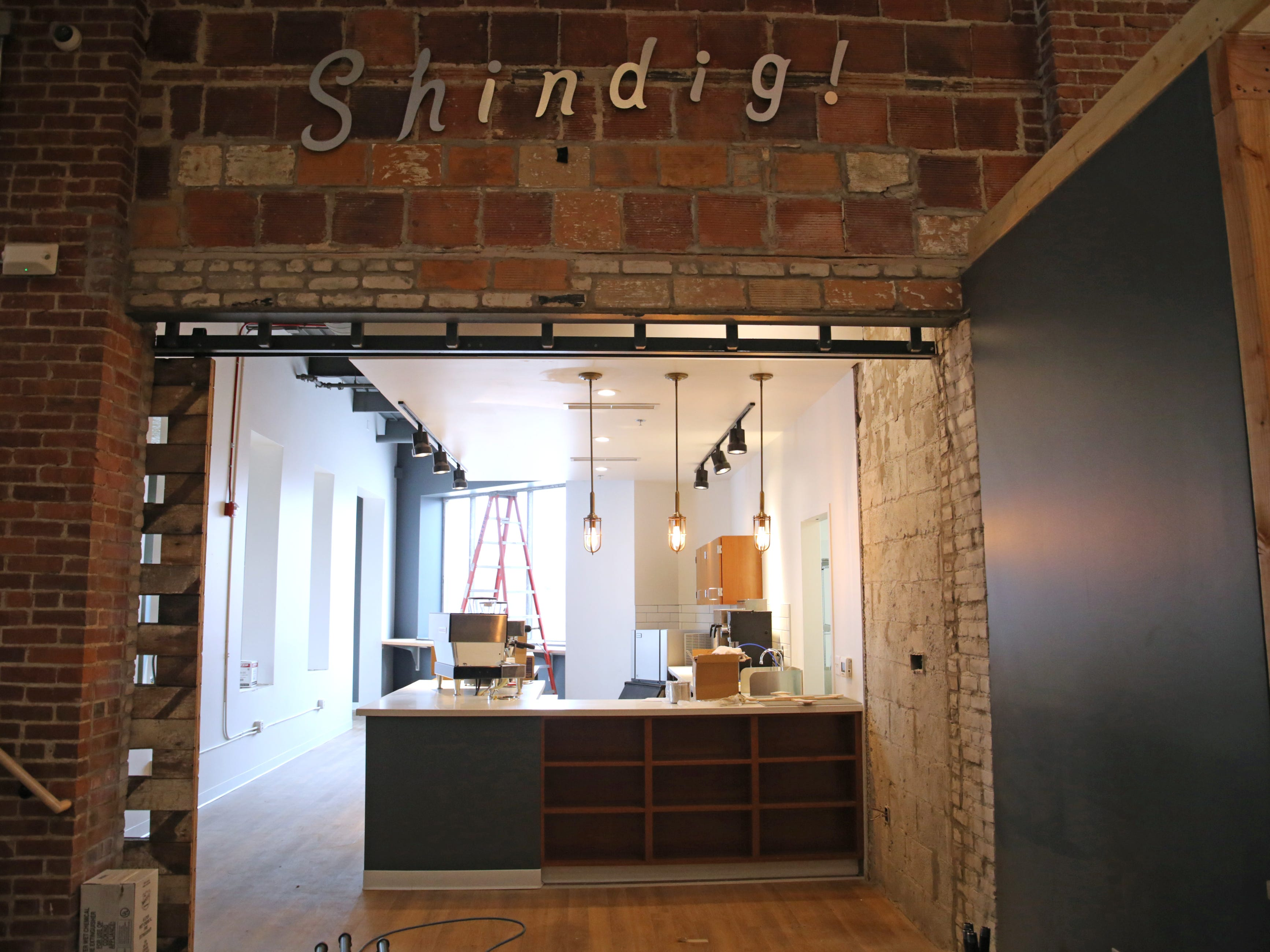 Shindig Coffee will be located on the first floor of the Sherman Phoenix.