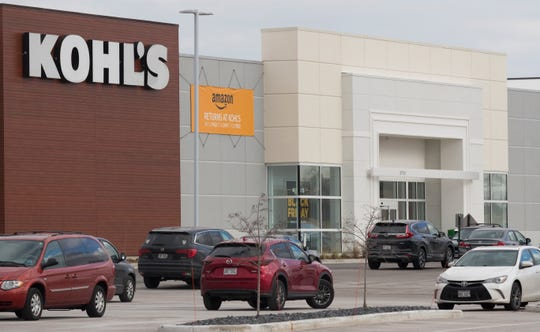 A recently opened Kohl's is shown at a 48-acre mixed development called 84 South bordered by I-894, W. Layton Ave., S. 84th St. and S. 92nd St. in Greenfield. Its stores and restaurants include a new Kohl's, Fresh Thyme Farmers Market, Steinhafels Furniture and Portillo's.