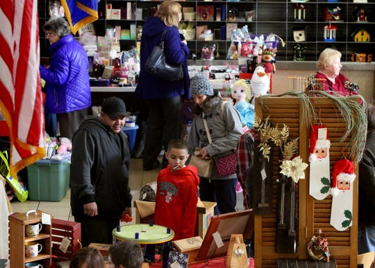 More than 100 craft and food vendors will be at the South Milwaukee Christmas Market from 9 a.m. to 2 p.m. Dec. 1 at South Milwaukee High School.