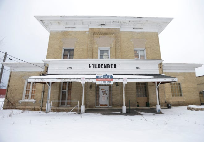 The historic former Wildenberg Hotel, 3774 S. 27th St., and its grounds would be converted into apartments and commercial space under a proposal that has received a preliminary city endorsement.