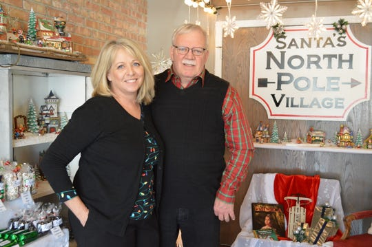 Mark and Cindy Karrels opened Fazio's Chocolate in 2013.