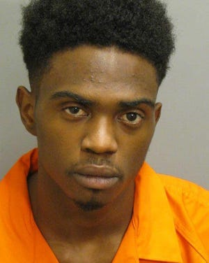 Jonathan Jacquez Arnold was charged with first-degree robbery.