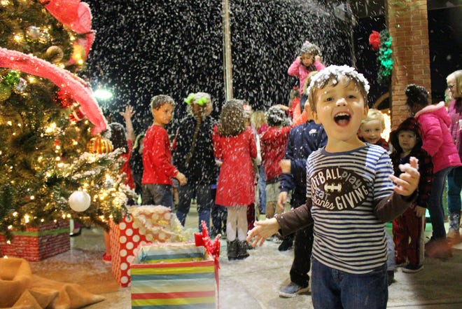 The Town of Pike Road's annual Christmas Tree Lighting is set for 5:30 p.m. on Nov. 30 in front of Town Hall.