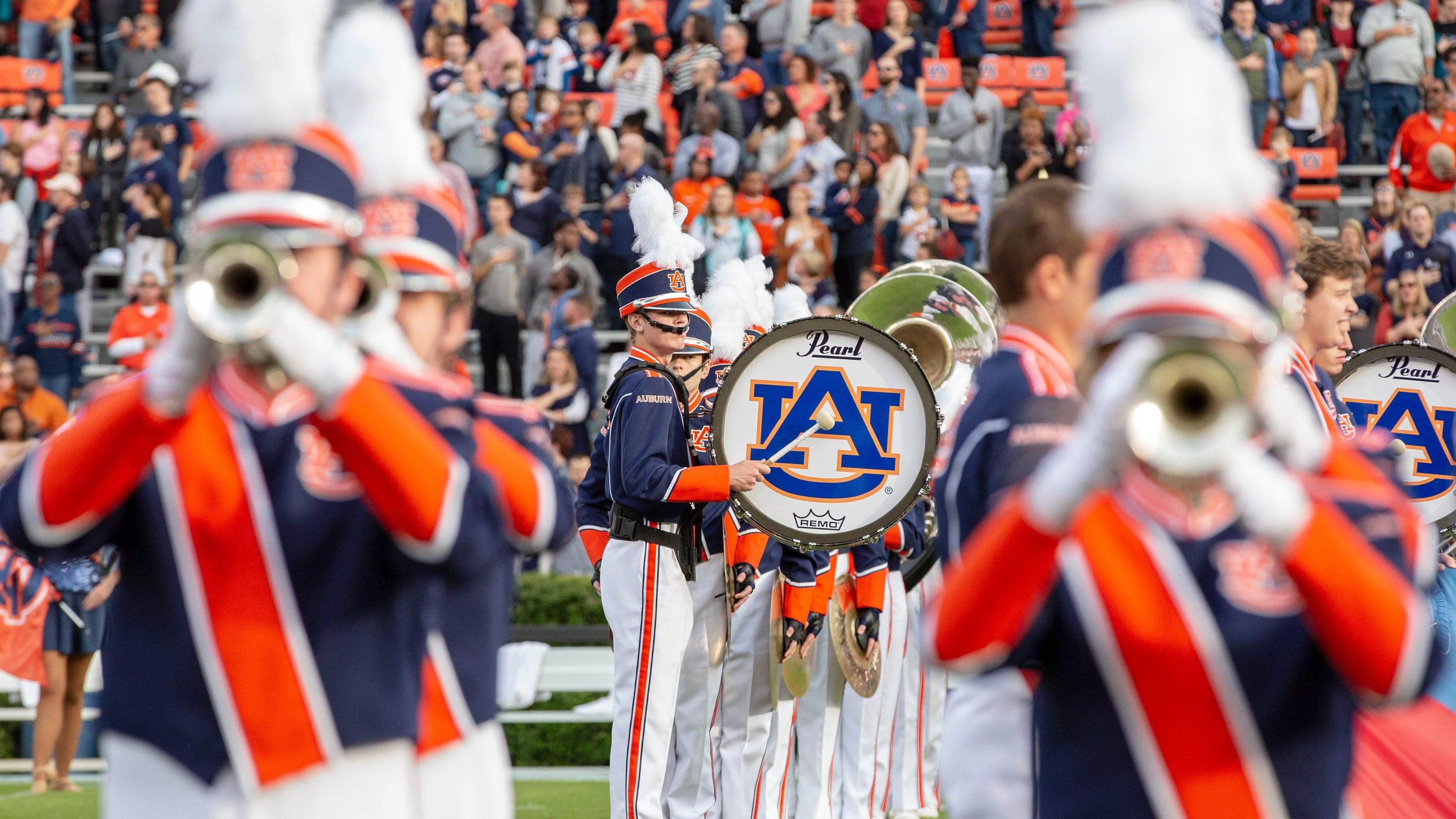 A family affair: Auburn University Marching Band shares