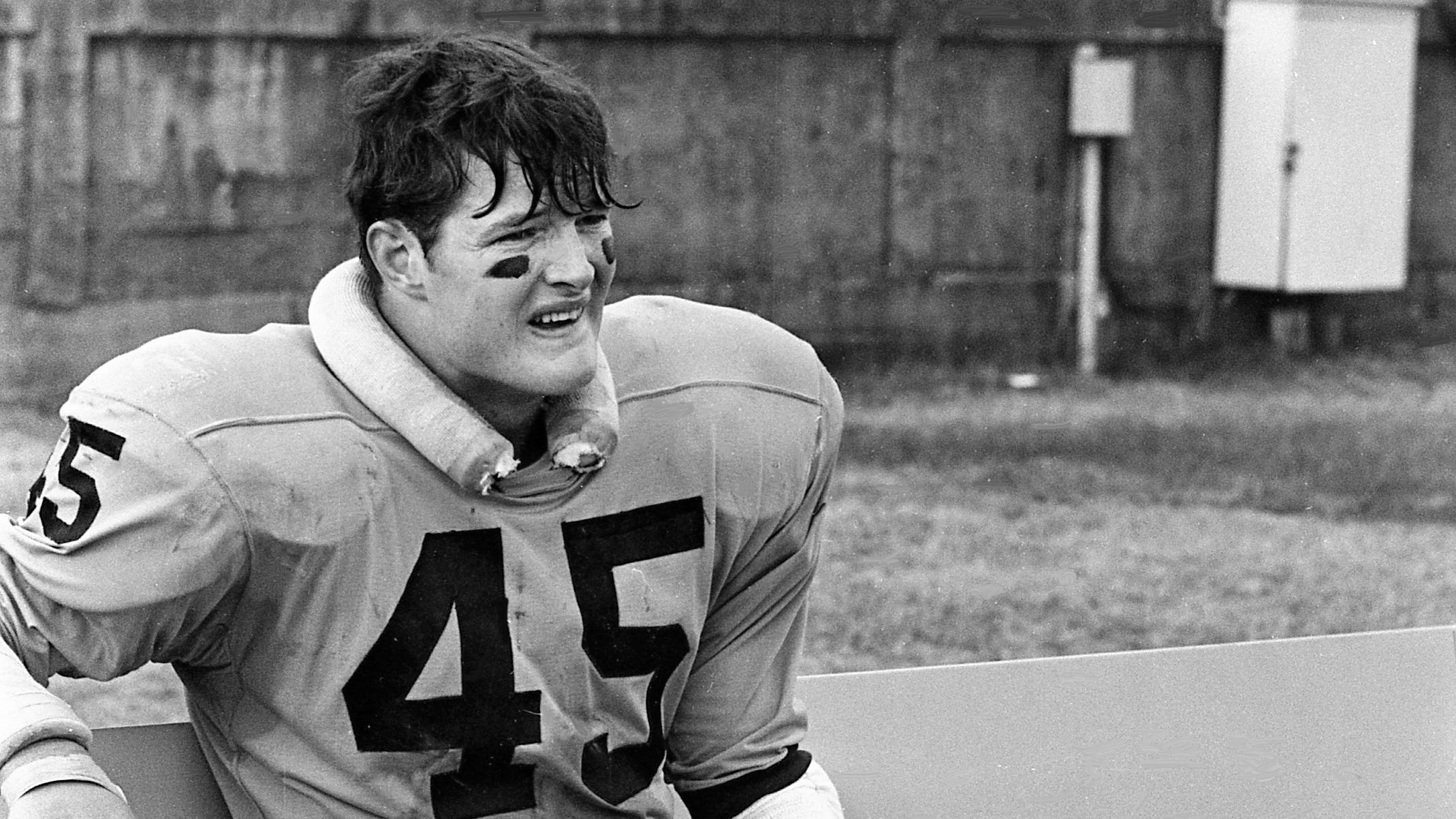 1960s Vanderbilt star called local paper to find out he was drafted. It took years before he found his real calling.
