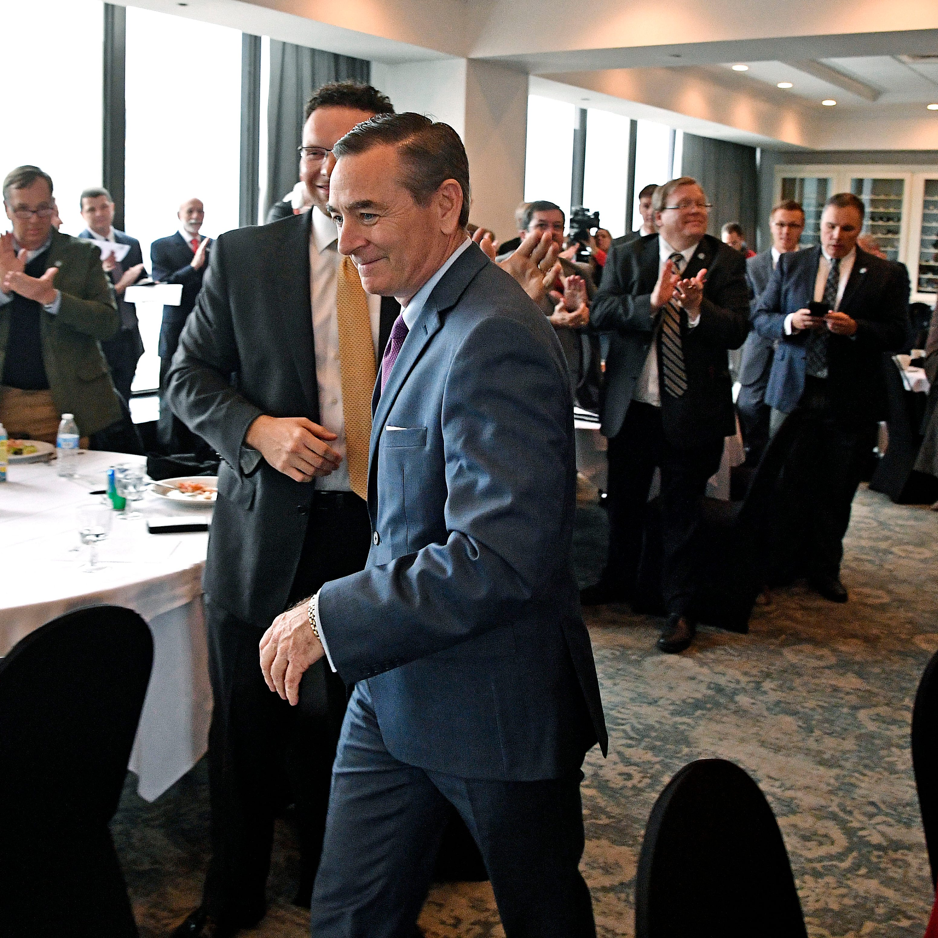 While gathering for the first time since the Nov. 6 midterm election, the chamber's 73 Republicans chose Franklin lawmaker Glen Casada to be their nominee for the chamber's next speaker.  