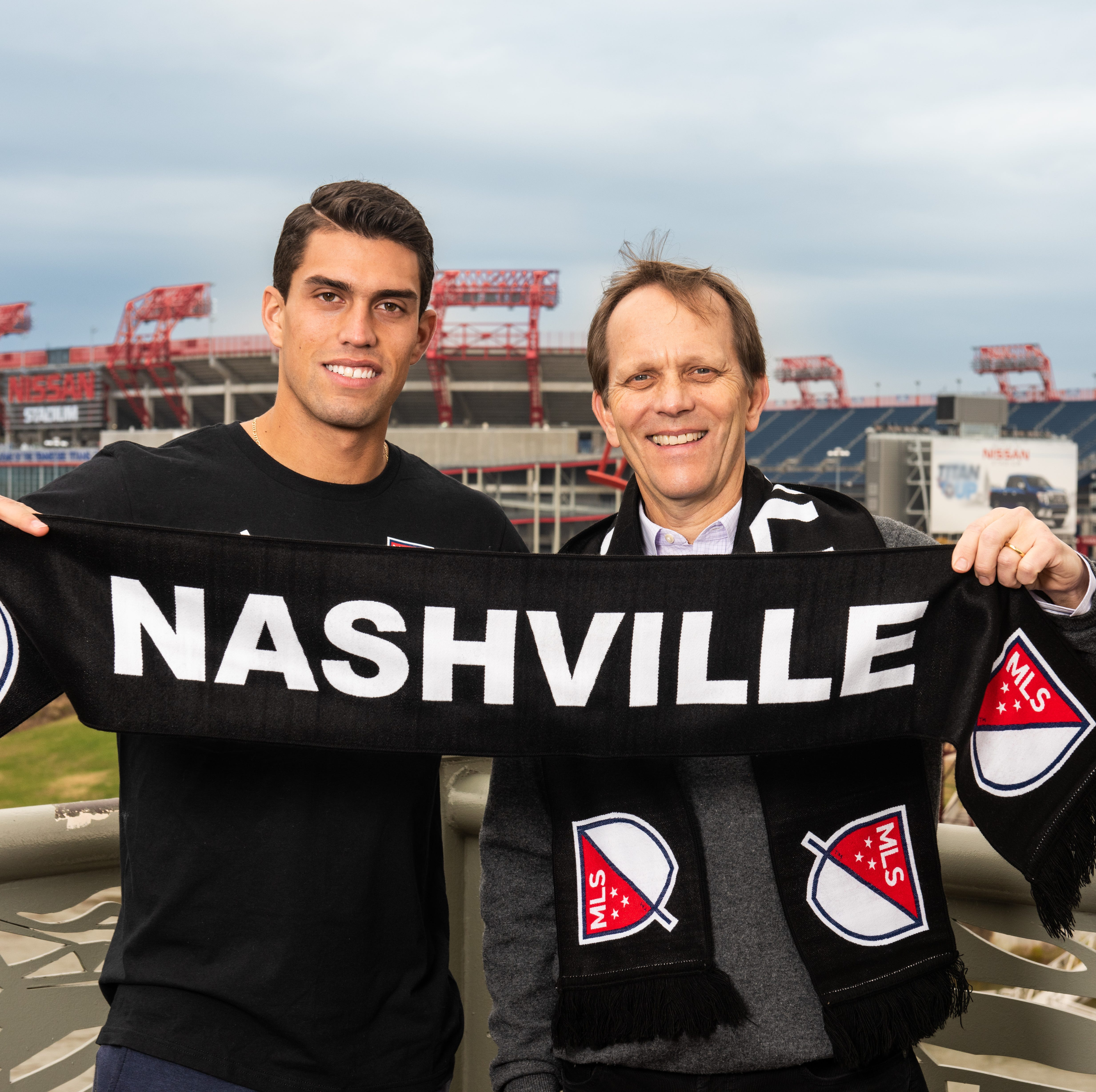 Nashville MLS team expected to unveil name, logo, colors at Wednesday event